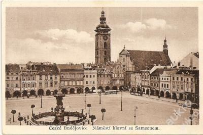 ČESKÉ BUDĚJOVICE (5856930591) - Aukro - největší obchodní portál