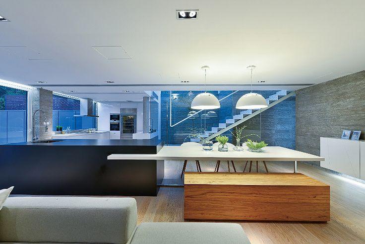 Casa en Shatin - Millimeter Interior Design Ltd - Tecno Haus