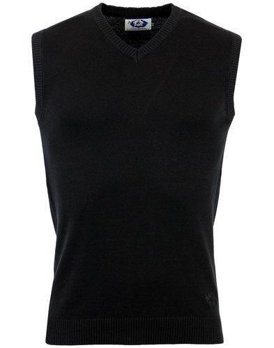Beatty V-Neck Sleeveless Sweater