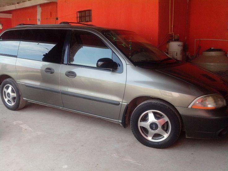 FORD WINDSTAR 2002   Tianguis del Auto
