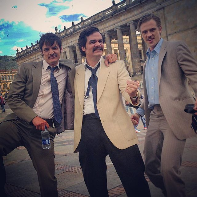 Don't do coke. Do #Narcos. (Eso lo que dijo Nancy pues). Streaming NOW on #Netflix by @pascalispunk