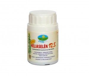 Heliaselen tablets