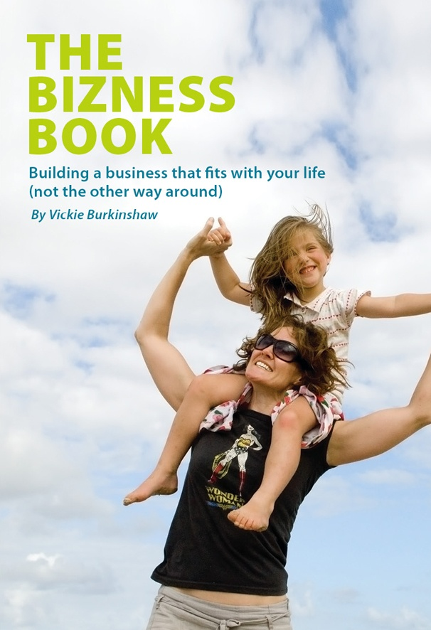 This book is not for people who only aspire to earn lots of money (there are plenty of those business books around!). However , if you want to create a great business that fits around your family and community commitments – not the other way around – this book can help you take the leap.