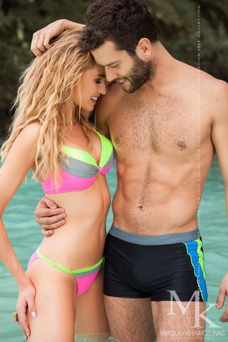 Fot Mikolaj Krawczunas Self collection 2014 Pink # swimwear # swimsuits # girl # sexy # beach # summer  #