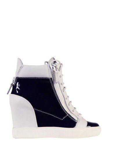 GIUSEPPE ZANOTTI Giuseppe Zanotti Shoe Blue. #giuseppezanotti #shoes #giuseppe-zanotti-shoe-blue
