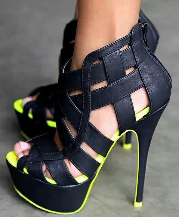 Major. #shoes #heels #pumps
