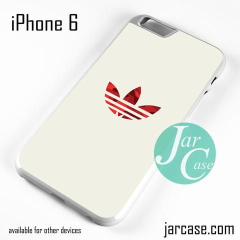 Adidas Red camo Phone case for iPhone 6 and other iPhone devices