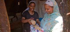 Injera ist die Grundlage zu fast jedem äthiopischen Essen. Hier finden Sie ein traditionelles Rezept mit dem Sie ein Stück Äthiopien auf Ihren Tisch zaubern.