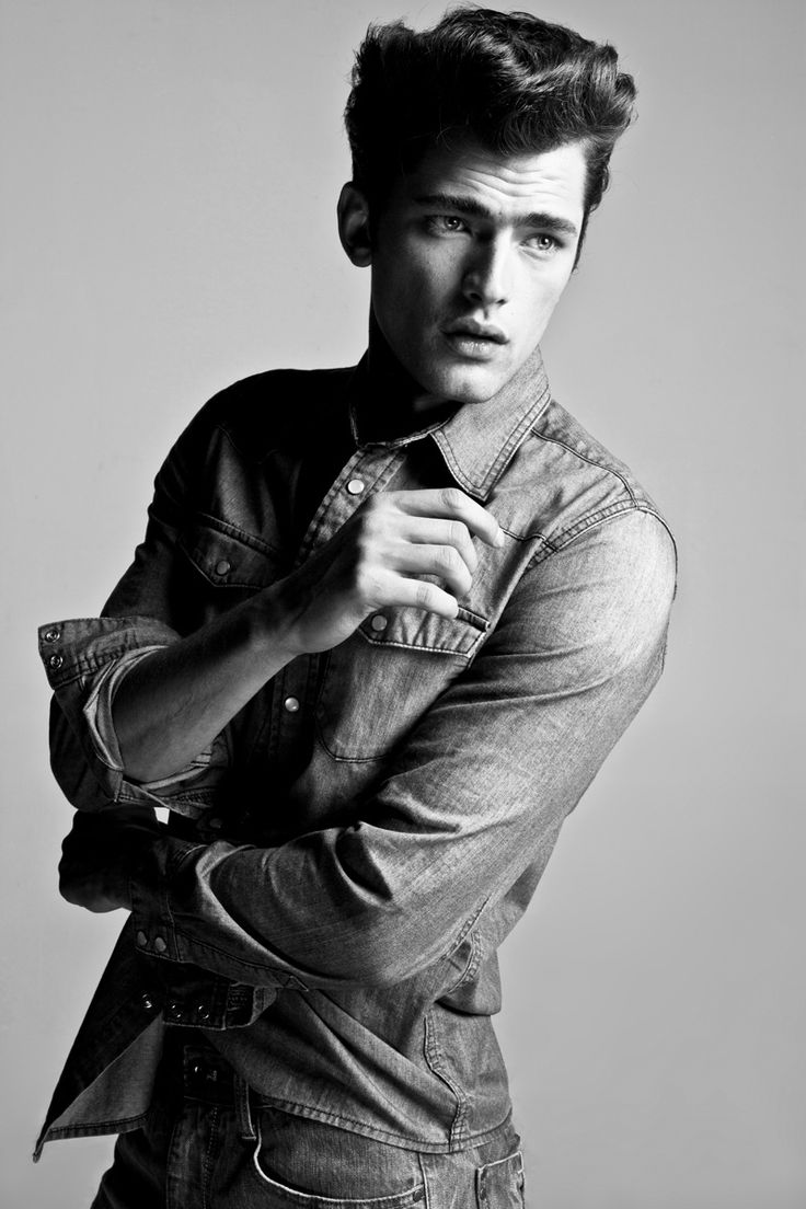 Sean O'Pry for M Jeans Spring Summer 2011
