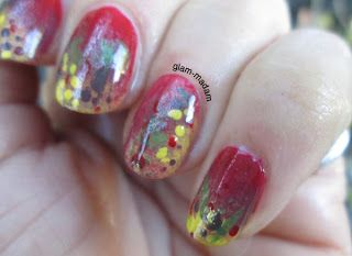 Glam-madam: Re-starting being glam: 14-33: Crumpet's 33DC = abstract