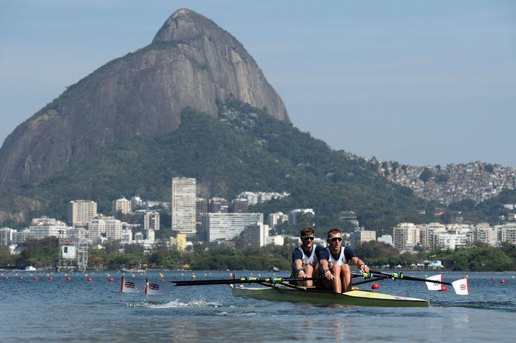 Ele & Elis Blog: Rio 2016:Team GB into rowing finals