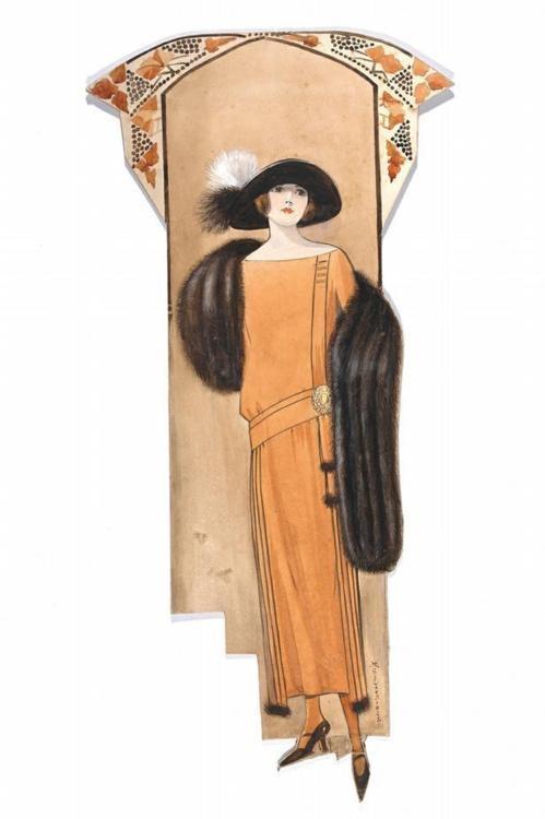 essays on vintage fashion