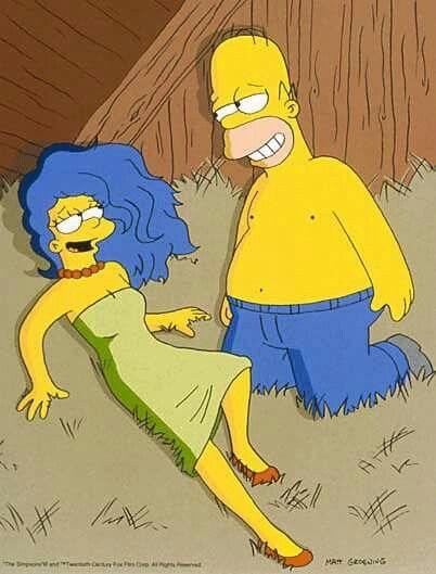 It's homer simpson butt fucking lisa the girl want