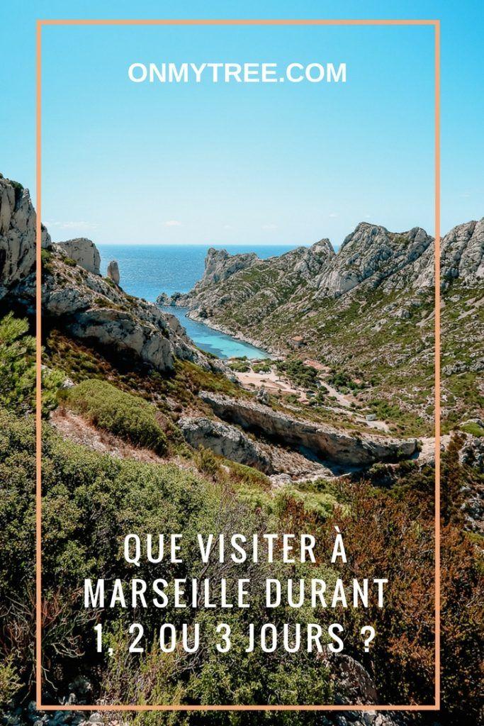 Que Visiter, Que Voir à Marseille durant 1, 2 ou 3 Jours ?  Et si on partait ensemble à Marseille ? Je t'emmène découvrir les incontournables, les calanques et les coins cachés de la cité phocéenne !