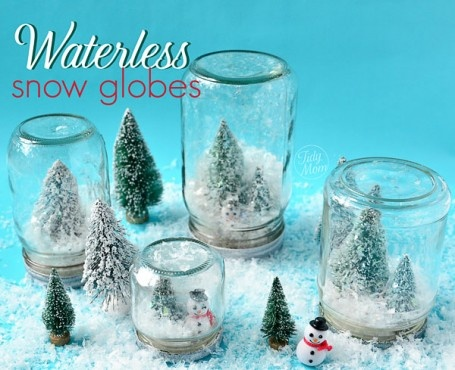 These are so cute and look easy to make.  Want to make for next Christmas.