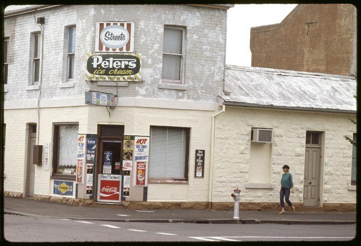 Corner Shop Fitzroy 1984