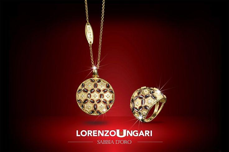 foto gioielli in oro e diamanti ad arezzo, realizzazione set fotografico e post produzione per pubblicità