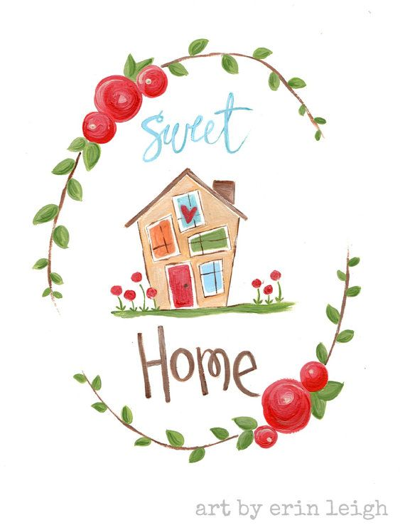 Hey, I found this really awesome Etsy listing at https://www.etsy.com/listing/190200884/inspirational-wall-art-sweet-home-8-x-10