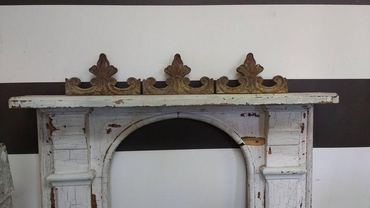 Antique Widows' Walk; Architectural Salvage; Cast Iron Widow's Walk; Garden Fencing; Garden Fence; Widows Walk; Fixer Upper; Widows Walk by LynnMichelleDesign on Etsy
