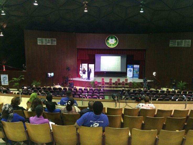 Conferencia en Panamá