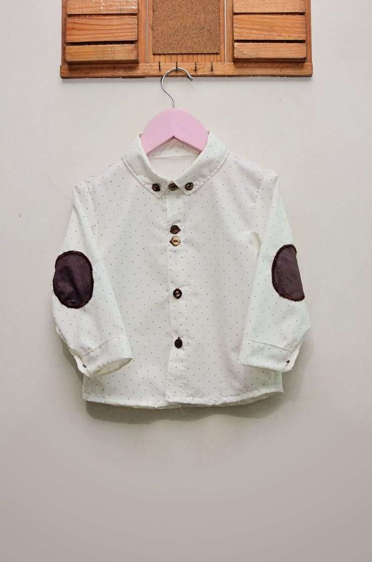 Diorella: Baby Button Up Shirt and Pants : Shirt Tutorial