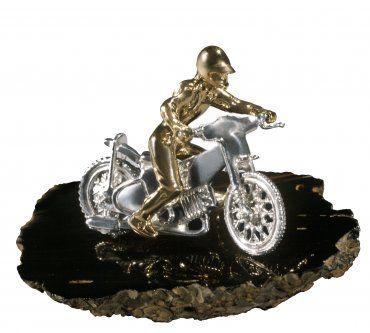 Żużlowiec ze srebra i złota, BM Rzeszów