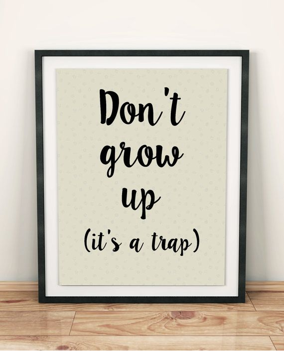 poster nursery poster quote illustration kids travel by GrafikShop                                                                                                                                                                                 More