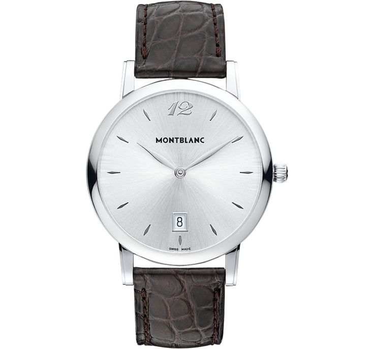Montblanc: Luxury Brand of Watches Announces Wearable