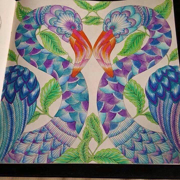 48 Best Adult Coloring Images On Pinterest
