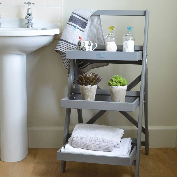 A Versatile And Decorative Ladder For Use Indoors Or Out. We Love This Decorative  Ladder
