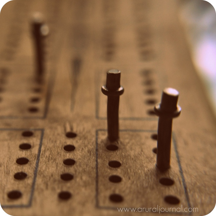 17 Best Cribbage Boards Images On Pinterest
