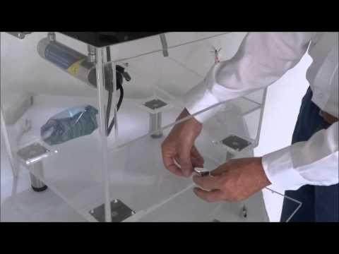 Estas son las actividades iniciales para encender el equipo Generador de Agua Atmosférica marca Qián por primera vez. Mas información: www.qian.com.co