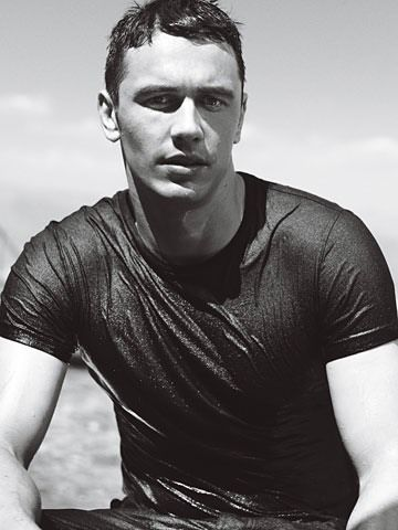 There is just something about James Franco...