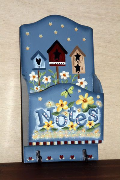 Roy Mountain Creative Crafts - Decorative Tole Painting