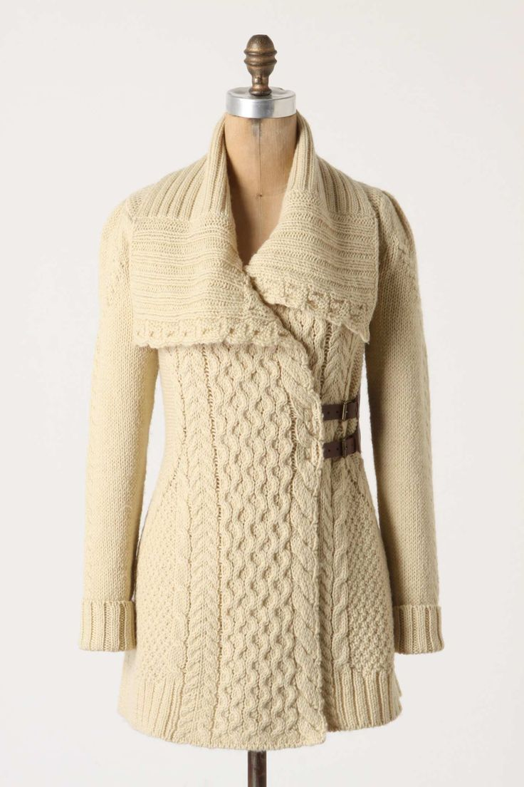 Oh my goodness, must emulate this in a handknit (and handspun?) cardigan. anthro