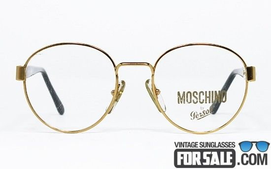 d3919e1da1a Vintage eyeglasses MOSCHINO by Persol M09 col. 95. Ratti production ...