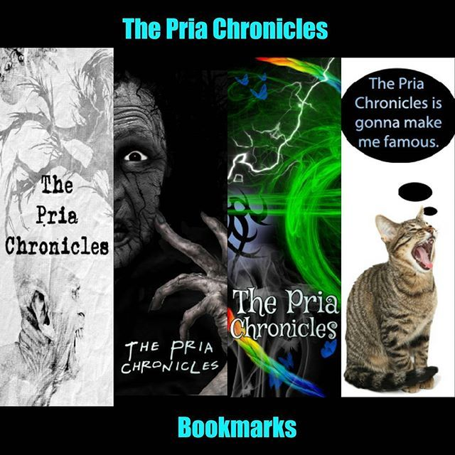 @drop.dead.design once again has created for me the most fantastic images...this time? Bookmarks!!!!! #bookmarks #dropdeaddesign #artwork #coverdesign #coverart #bookcoverdesign #bookmarkdesign #thepriachronicles #kritch #echoes #creatures #henry #bookish #allthingsbooks #bookstagram #booknation #booknerd #booklover #bookish #youngadult #fantasyfiction #bookishfeatures