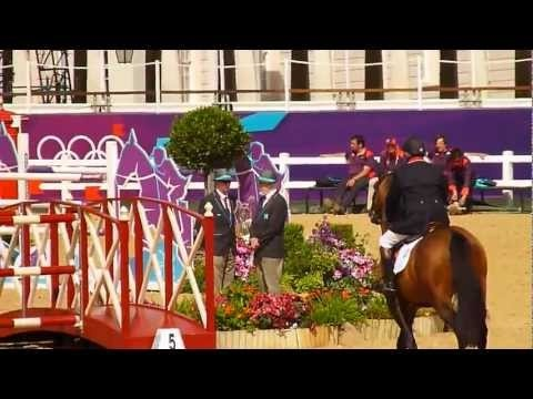 Nick Skelton - Big Star (Great Britain) - London Olympics 2012