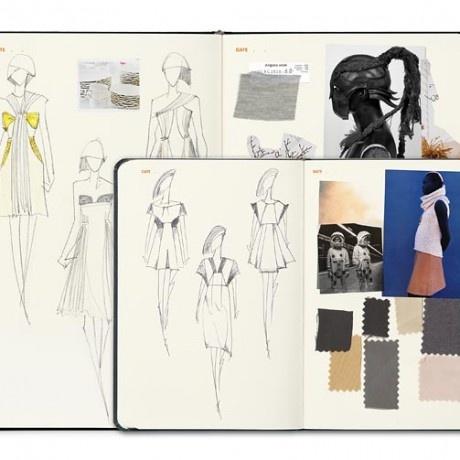 Fashionary, sketch book