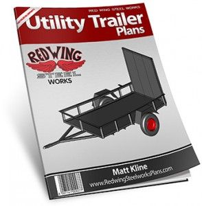 With these utility trailer plans, you will know exactly how to build a utility trailer from scratch. In the utility trailer plans (below) I use a 3500 lb. axle