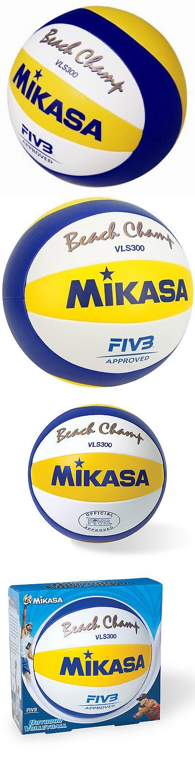Volleyballs 159132: Mikasa Official Fivb Beach Champ Volleyball-2016 Olympic Game Ball BUY IT NOW ONLY: $50.67