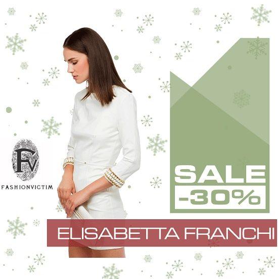 -30% reducere la colectia Toamna-Iarna 2014/15 ELISABETTA FRANCHI! | Outlet online