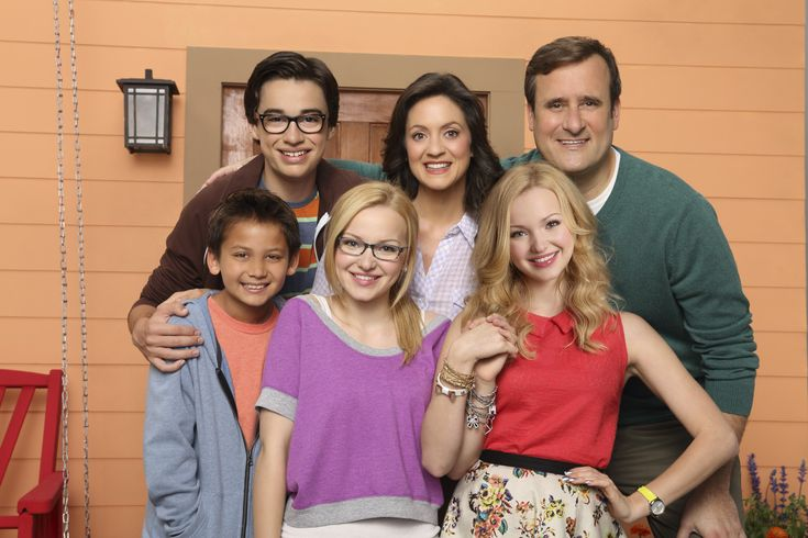 Liv and Maddie | Liv and Maddie Cast