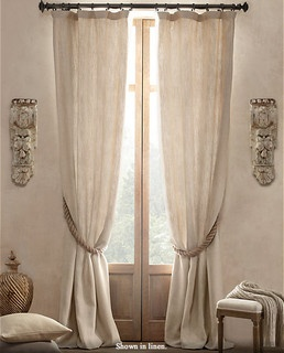 Mediterranean Window Treatments