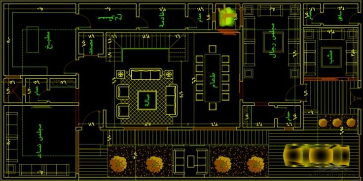 مخطط فيلا صغيرة المساحة الارض 12 5 25 متر طابقين Electronic Components Villa