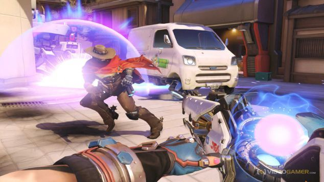 Overwatch beta players given another day of playtime