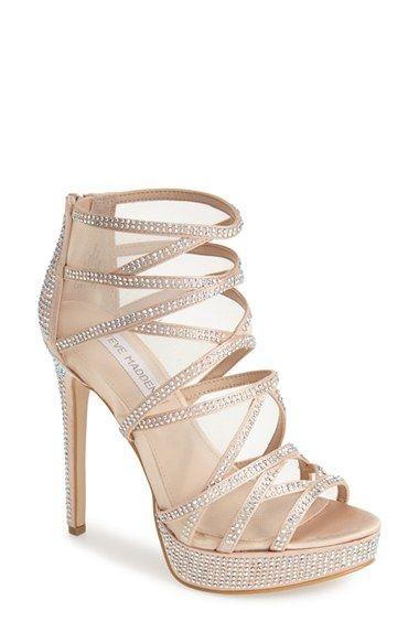 Steve Madden 'Dame' Platform Sandal (Women) available at #Nordstrom
