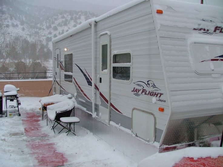 Home Made RV Skirting | Camp | Rv interior, Travel trailer ...