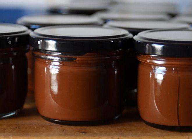 Csokoládés mogyorókrém | Gasztroangyal