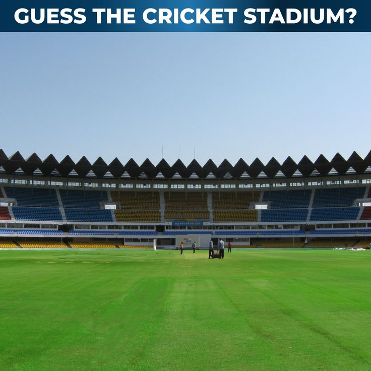 An easy one this time! Guess the name of this stadium and